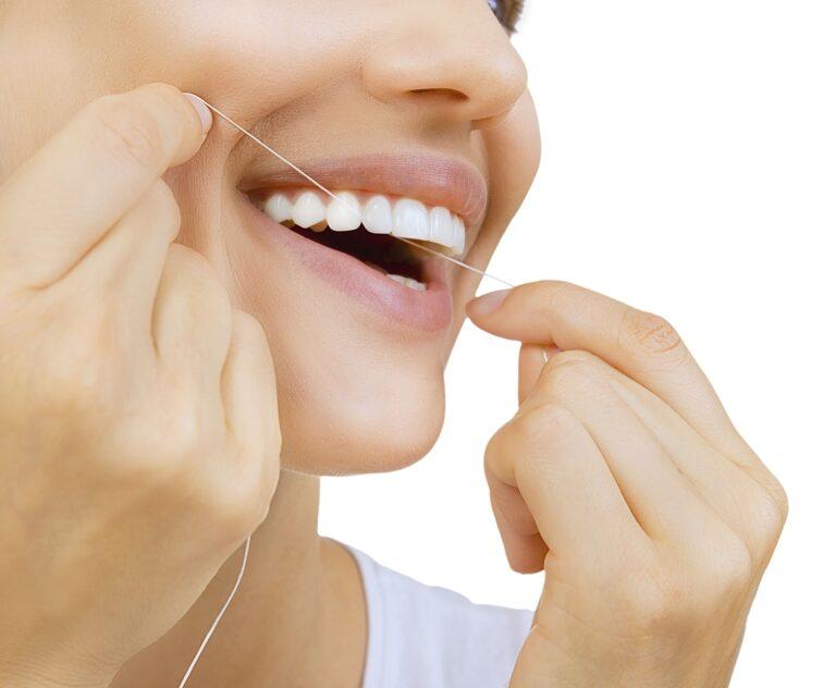 Periodontologia - zdrowe dziąsła